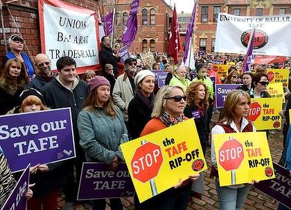 Trouble brews @FBEU over budget threat to public service jobs #Ausunions#nswpol