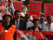 Workchoices defeated 2007
