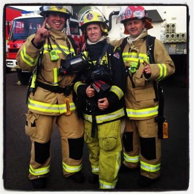 Nsw fireman