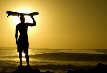 2Surfer-at-sunset
