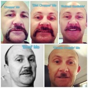 5 faces