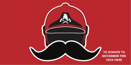Movember Fire 2015
