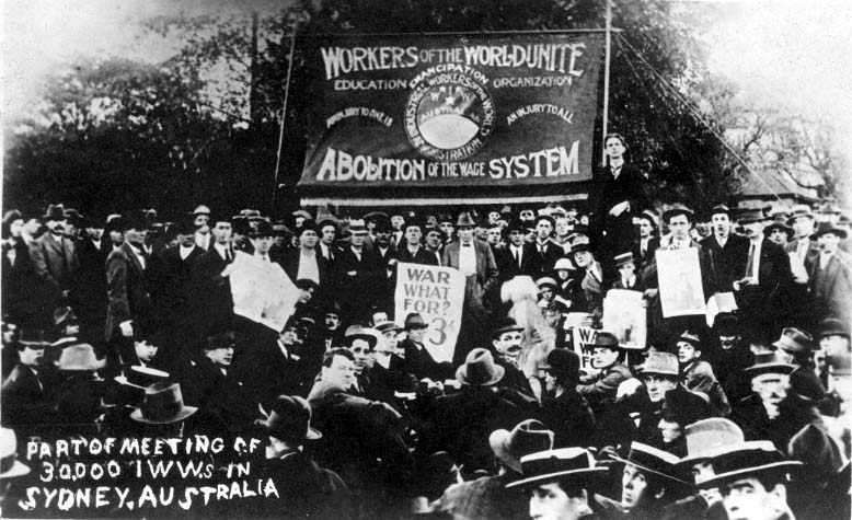 IWW_Mass_Meeting_in_Sydney_Australia_September_11_1916